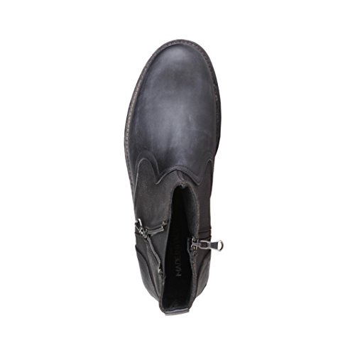 Italia Uomo Nero in Stivaletti Made Shoes az5SOqnwx