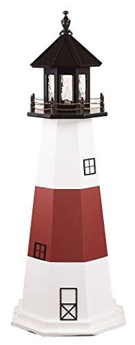 - Poly Montauk Lighthouse Replica 4' High