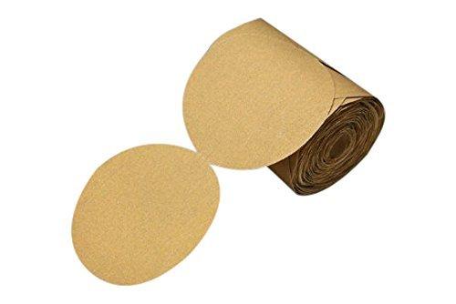 3M Stikit Gold Paper Disc Roll 216U, PSA Attachment, Aluminum Oxide, 6
