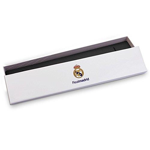 Bracelet Real Madrid bouclier en argent sterling émaillé caoutchouc [6831] - Modèle: 30-064