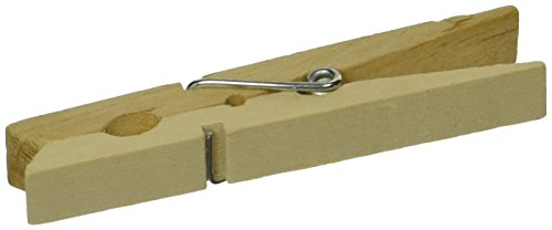 Woodcrafts spring clothes pins (24 large)