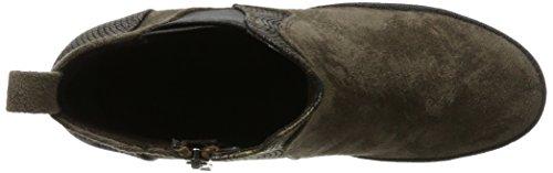 Marco Chelsea Boots Comb Pepper Brown 25401 Tozzi Women's rqx6r1