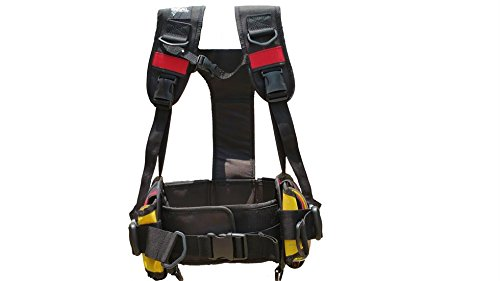 Harness Technical System - Scuba Diving Technical Weight Harness (Large )