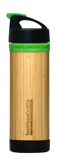 The Bamboo Original with Flip Top Bottle