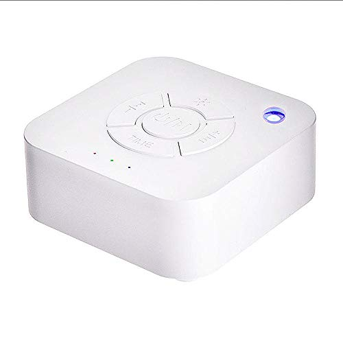 FOONEE White Noise Machine, USB Sleep Sound Therapy Machine