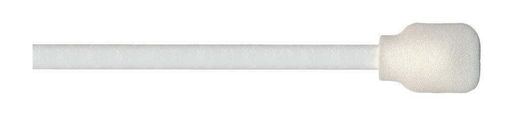 MG Chemicals Urethane Foam Rectangular Swab with Polypropylene Shaft, 5'' Length (Pack of 50)