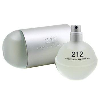 Amazoncom Carolina Herrera 212 Nyc Eau De Toilette Spray 2x50ml