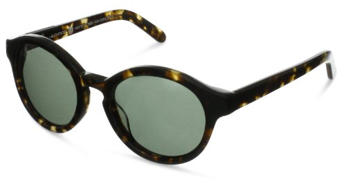 Raen Flowers Round Sunglasses,Brindle,48 - Sunglase