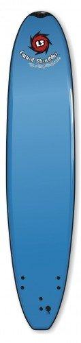液体Shredder sb7ft5 HD widesb 7 ft。HDワイドサーフボードソフト – スカイblue44 ; 5で。 B072M1Z8M8