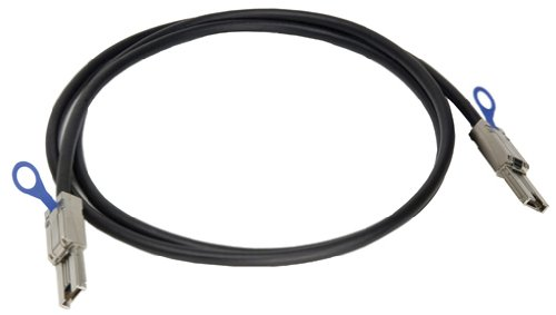 3Ware CBL-SFF8088SAS-20M Câble SAS 20 m Noir
