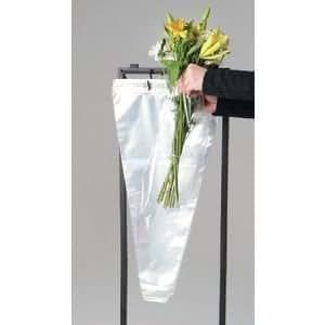 Amazon.com: Ramo de flores sin estampado 37 micras, bolsas ...