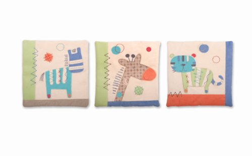 Sumersault Wallhangings, Animal Spots and Stripes