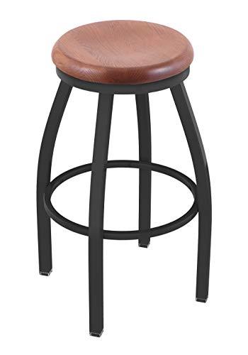 Holland Bar Stool Co. 80225PWMedOak 802 Misha Counter Stool, 25
