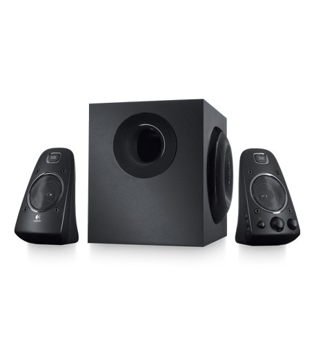 Logitech Z-623 2.1 THX-Certified Multimedia Speaker …