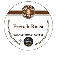 BARISTA PRIMA FRENCH ROAST K CUP COFFEE 72 COUNT
