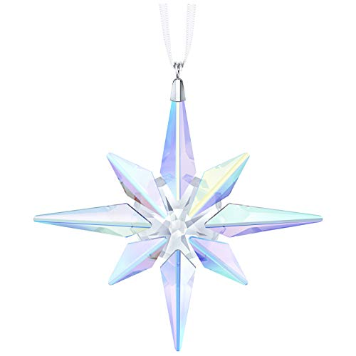 Swarovski Treasure Box - Swarovski Northern Lights Star Ornament, Crystal Aurora Borealis 5403200