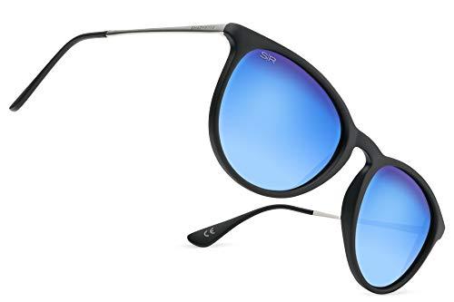 Shady Rays Polarized Sunglasses for Women Sapphire Breeze