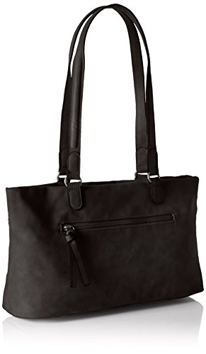 Femme Bag Sac Tamaris Shoulder Twiggy bandoulière Noir 7q1Rt
