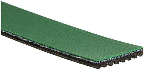 ACDelco K100618HD Specialty Heavy Duty V-Ribbed Serpentine Belt