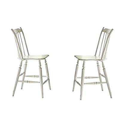 Awe Inspiring Amazon Com Liberty Furniture Set Of 2 24 Windsor Back Unemploymentrelief Wooden Chair Designs For Living Room Unemploymentrelieforg