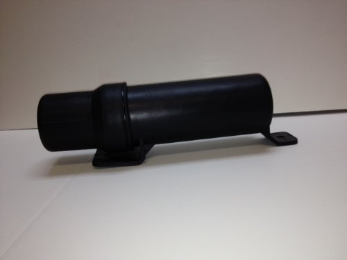 Operators Manual Canister- BLACK, 3-1/4