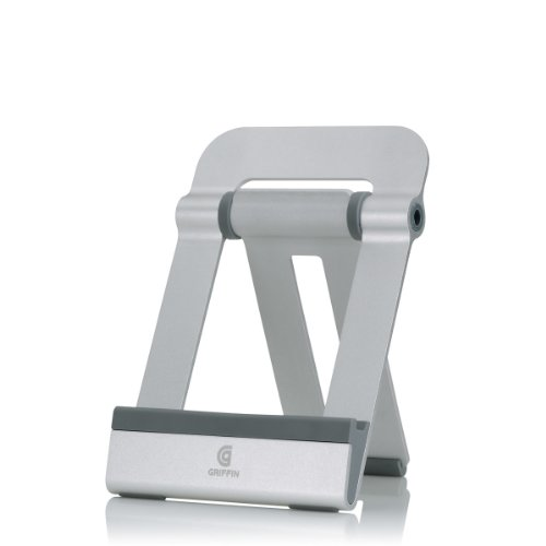 Griffin A-Make Tabletop Stand for iPad, ipad2, ipad3 and Samsung Galaxy Tablets