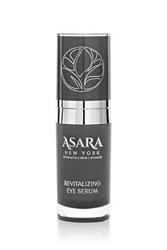 Asara New York Probiotic Skincare Revitalizing Eye Serum, 10 ml .34 fl oz