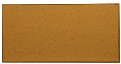 馬印 コルク掲示板(ワンウェイカラーアルミ枠) W1810×H910mm KBC36C【同梱代引不可】   B07Q133RCW