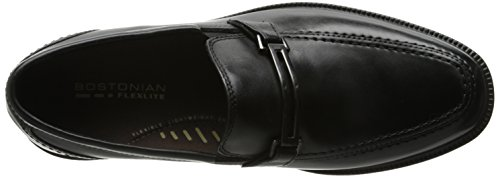 Mocassino Slip-on Bostoniano Uomo Nero Mocassino