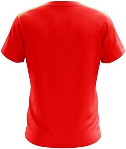 SELECCION ESPAÑOLA Camiseta Replica Oficial Talla XL: Amazon.es ...