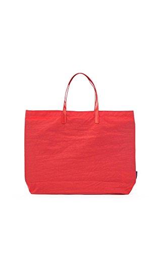 Rosso Red 091158 4l c522x De Mujer Asa Mano Bolso Armani 8zHxS6z