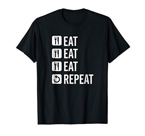 Shane Dawson Eat Eat Eat Repeat T-Shirt