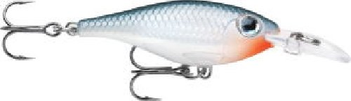 Rapala Ultra Light Shad 04 Fishing lure, 1.5-Inch, Shad