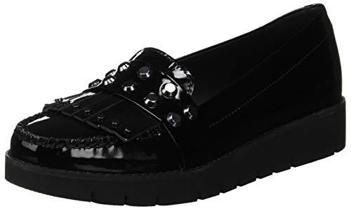 Nero Donna Mocassini Geox black C9999 D B Blenda wxp1vCSqa