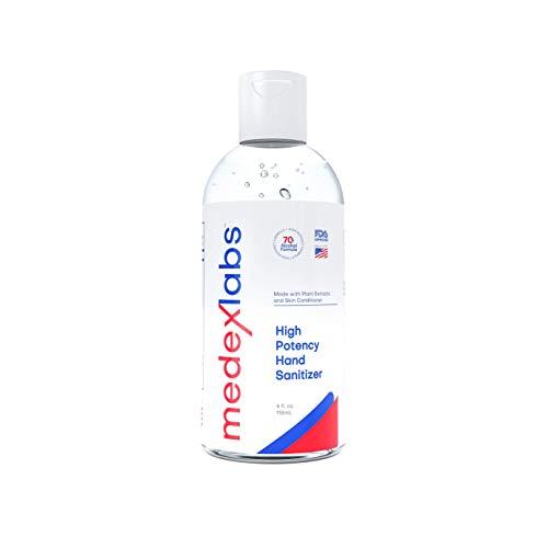 Medex hand sanitizer (12 pack of 4 Oz bottles)