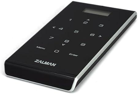 Zalman VE400. Caja HDD USB 3.0 con encriptación 256bit: Amazon.es: Informática