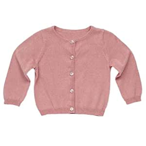 Marie Chantal Pink Outerwear For Girls