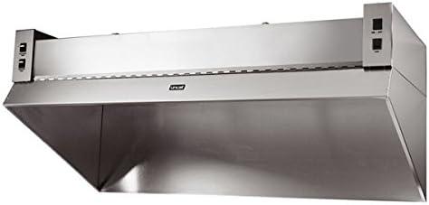 Campanas de la filtración de la filtración de luz de la unidad Lincat de humos diseñada