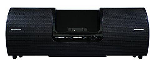 SiriusXM SXSD2 Portable Speaker Dock Audio System for Dock and Play Radios (Black) ()