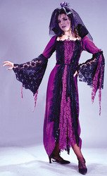 [Women's Costume: Dracula Bride-One Size PROD-ID : 559640] (Bride Of Dracula Costumes)