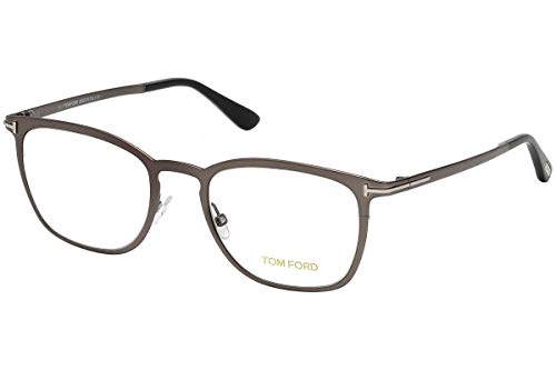 Tom Ford FT5464 Eyeglasses 51-21-140 Brown w/Demo Clear Lens 012 TF5464 FT 5464 TF 5464