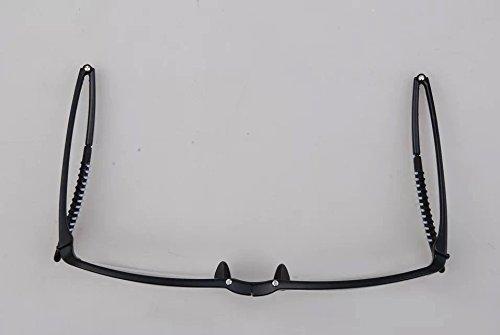 1 a lettore tascabile ottico Occhiali da lettura pieghevoli mini flessibili con custodia da 3.5 Occhiali da donna per ipermetropia presbiopia pieghevole