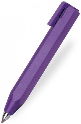 Worther Shorty 3.15 mm Mechanical Pencil, Purple