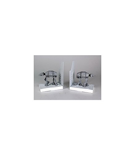Star Wars: The Empire Strikes Back AT-AT Imperial Walker Mini Bookends]()