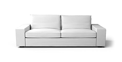 CUSTOM MADE SLIPCOVERS for Kivik Sofa Bed White