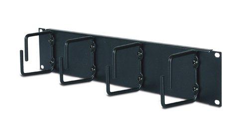 Apc Ar8426a 2U Horizontal Cable Organizer  Black