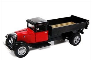 1934 Ford BB-157 Pickup Truck Red 1/43 by Phoenix Mint 18382