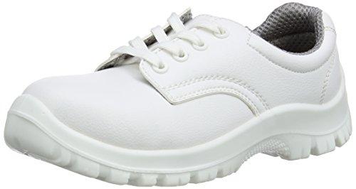 Blackrock SRC03 - Calzado de protección unisex, color blanco, talla 38 EU (5 UK) Blanco