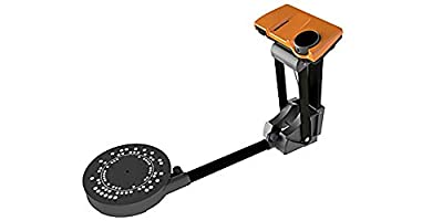 SOL 3D Scanner, Simple, Precise, Affordable, Auto Scan, SMS Messaging, 0.1 mm Accuracy, Scanning Technology, New Generation Desktop Laser 3D Scanner, Scan Dimension