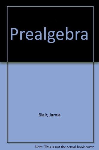 Descargar Libro Prealgebra Jamie Blair